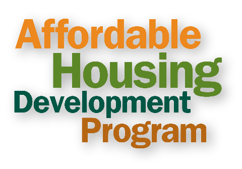 Affordadle Housing Development Program Graphic.