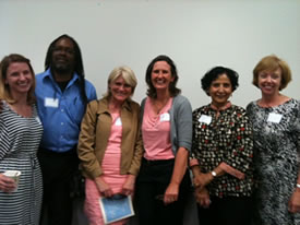 photo of Child Care Planning Council members