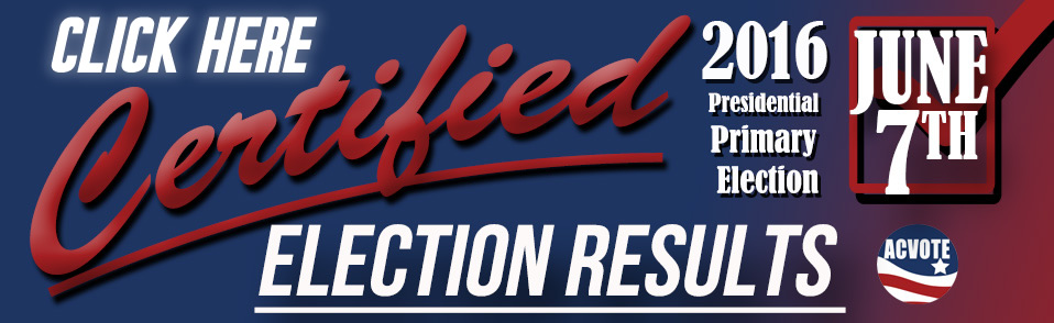 See certified presidential primary election results now.