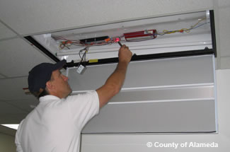 Lighting Retrofit - Sustainability - Alameda County
