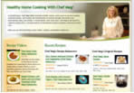 healthy cooking web site