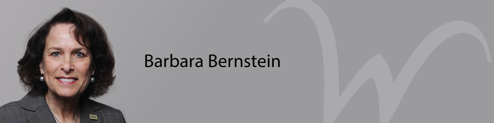 Image of Barbara Bernstein