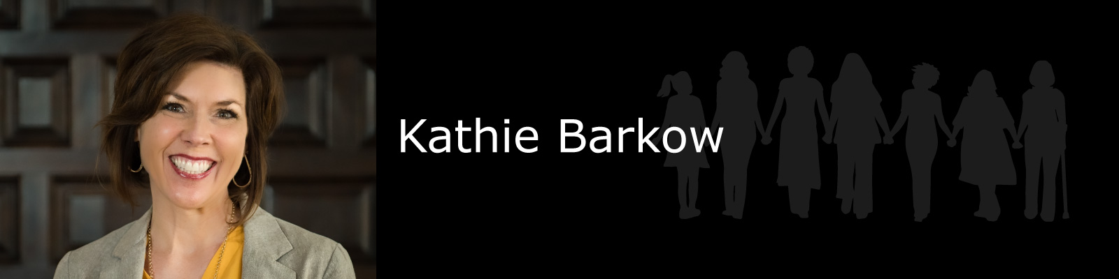 Photo of Kathie Barkow.