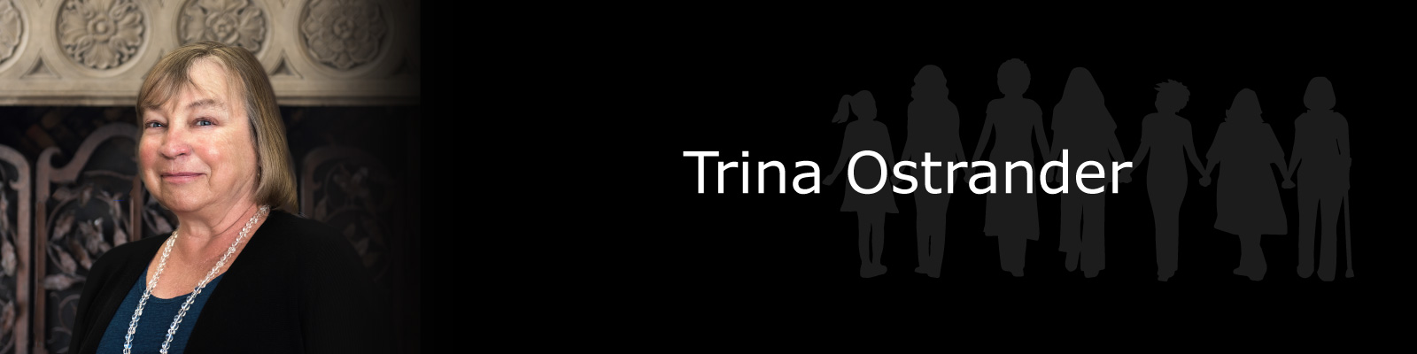 Photo of Trina Ostrander.