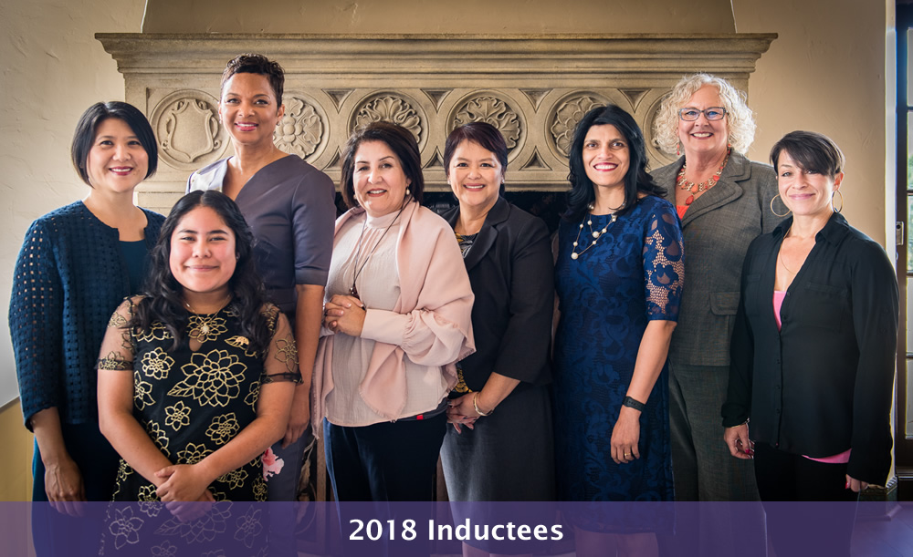 Photo of 2018 Inductees