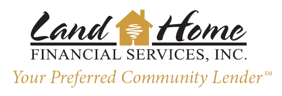 Logo for Land Home Financial