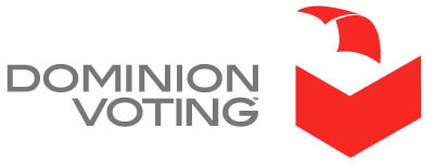 Logo for Dominion Voting