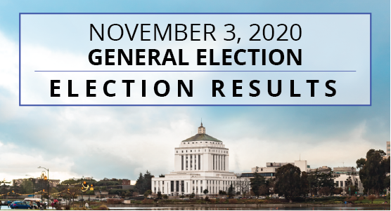 Alameda County Election Results
