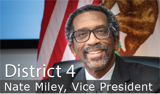 District 4 - Nate Miley