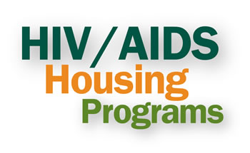 HIV/AIDS Housing Program Graphic.