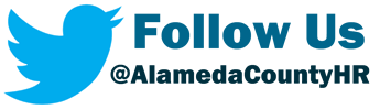 Follow AlamedaCountyHR on Twitter.