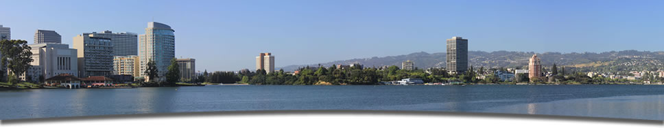 Picture of Lake Merritt
