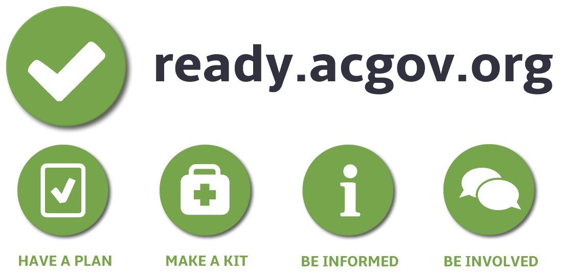 Link to ready.acgov.org