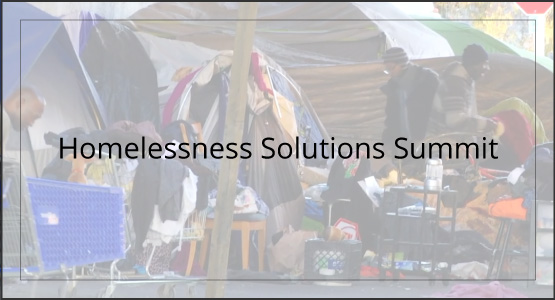 Homelessness Solutions Summit - Ending homelessness in Alameda County