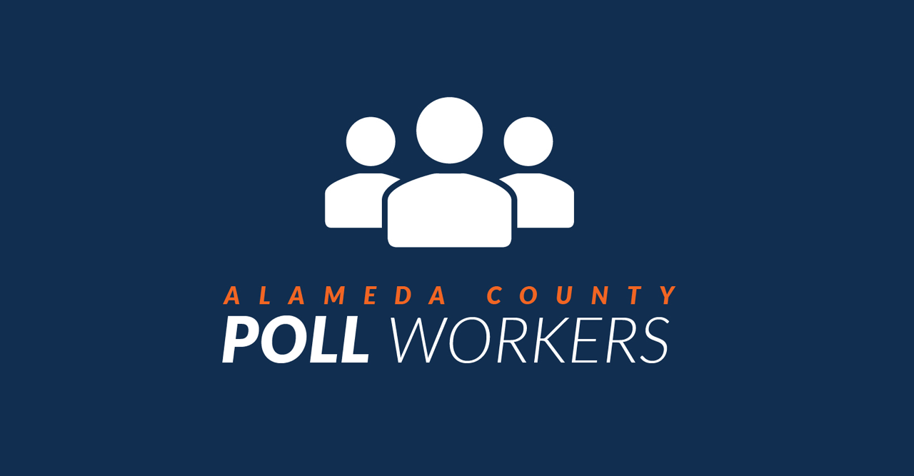 Alameda County Poll Workers