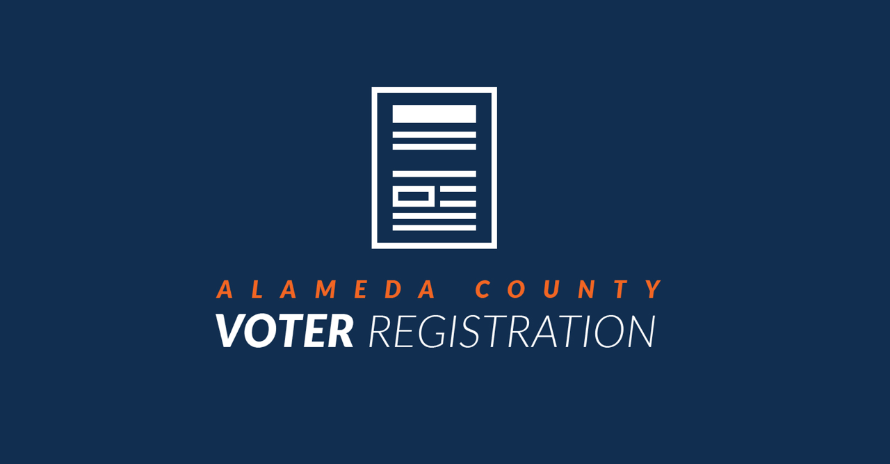 Alameda County Voter Registration