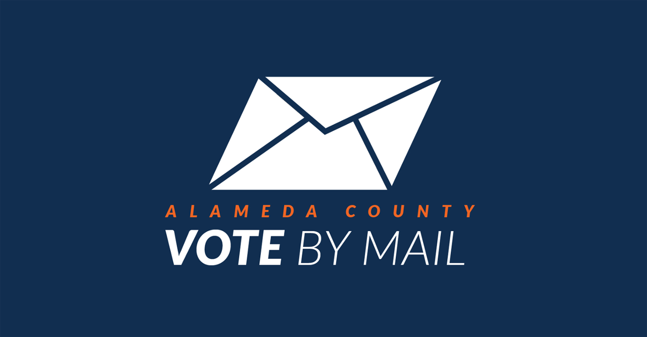 Alameda County Vote by Mail