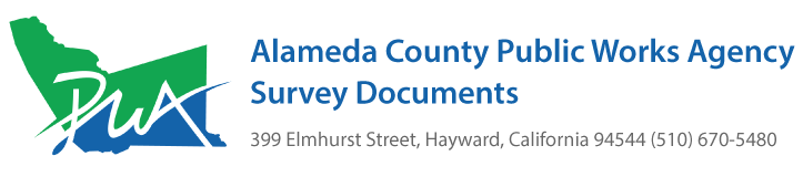 Alameda County Public Works Department Logo