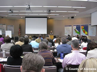 Photo of 2009 ABAG Conference.