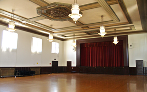 Photo of the Army Hall