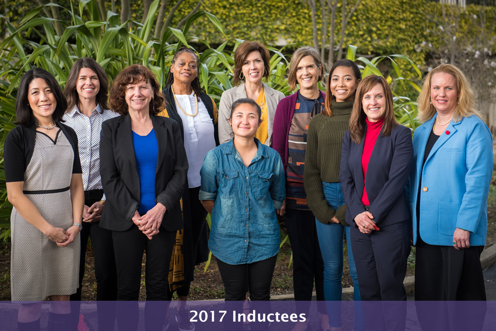 Photo of 2017 Inductees