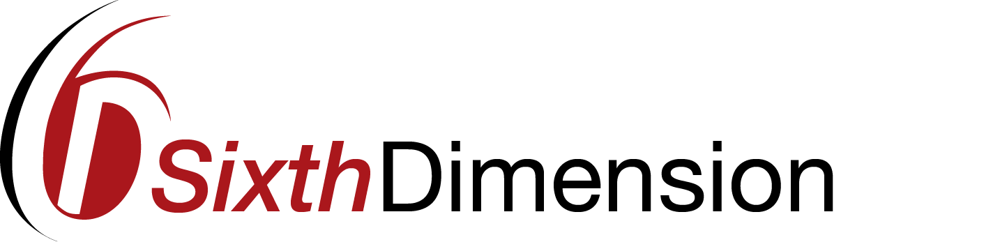 Logo for Sixth Dimension